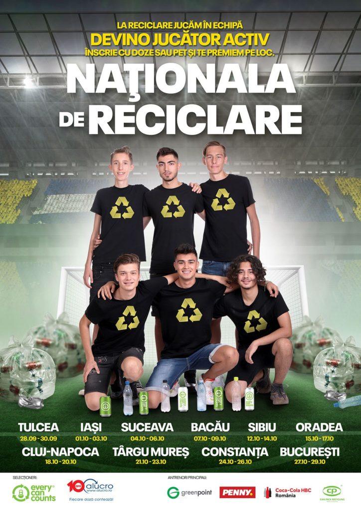 Echipa Nationala de Reciclare
